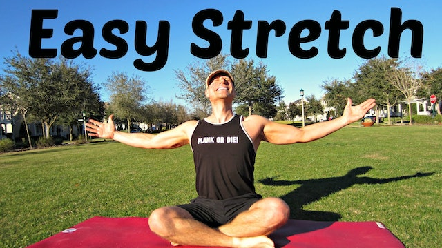 Easy Beginner Stretching & Flexibility Routine | Part 1 of 3