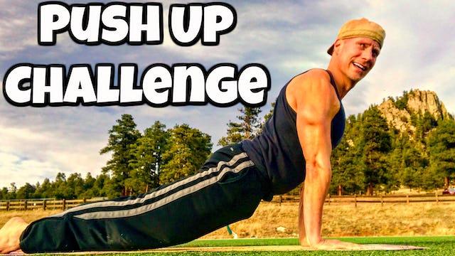 Vault: Sean's 100 Push Ups Challenge