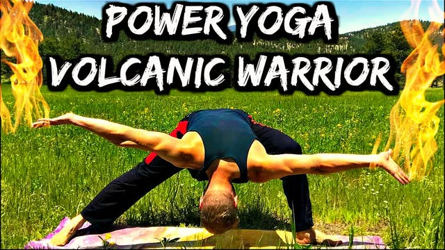 Power Yoga Conditioning OBNOXIOUS Warrior Flow