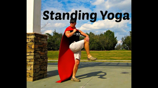 Beginner Standing Yoga Flow