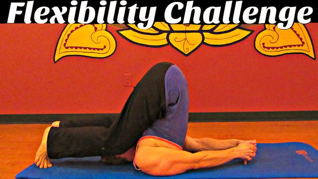 Sean Vigue's 7 Day Flexibility Challenge
