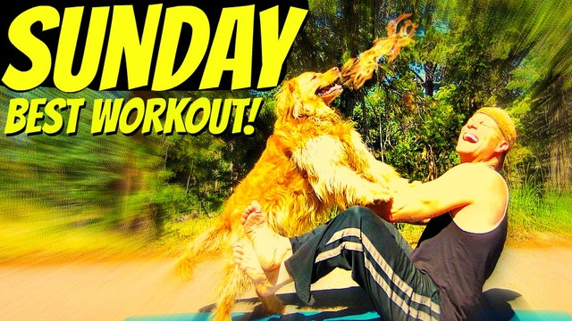 Sunday - WAR ON THE CORE Full Body RIPPER! 7 Day Core Challenge