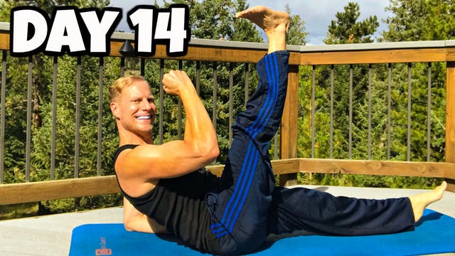 Day 14 - 10 Minute Core Challenge - P...