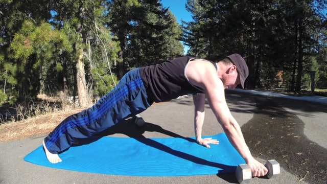 Dumbbell Yoga Conditioning Workout