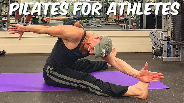 Total Body Pilates Training for Athletes