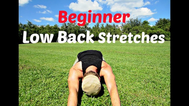 Best Lower Back Stretches for Beginners
