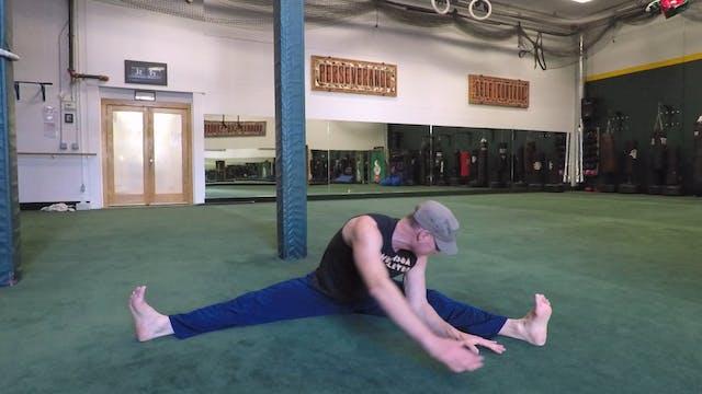 Yoga Flow for Martial Arts
