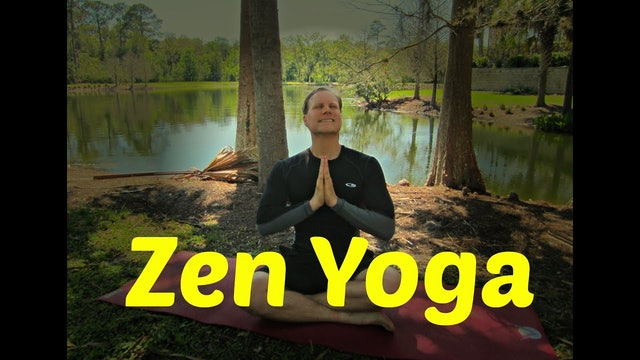 Zen Yoga | 10 min Beginner Routine
