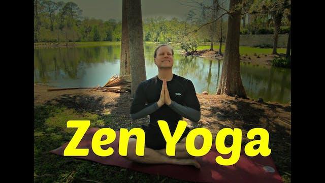 Zen Yoga | 10 min Beginner Routine
