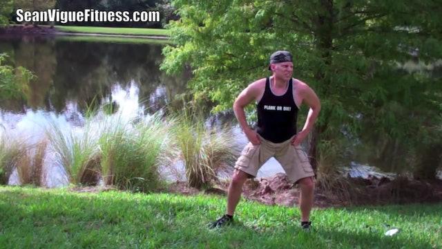 The 200 Squat Challenge