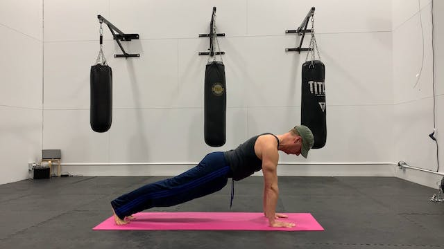 Quick Plank Workout