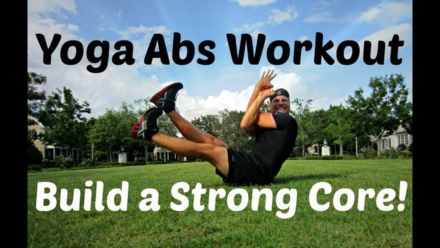 Yoga for Abs and Core Strength - Sweat