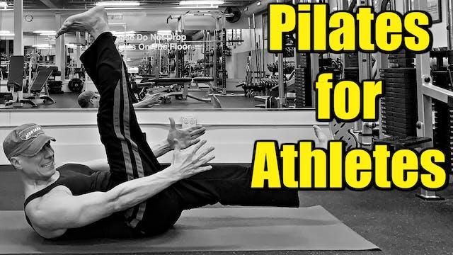 Pilates for Athletes Training Program