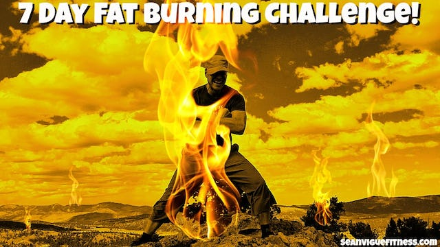 Sean Vigue's 7 Day Fat Burning Challenge