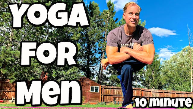 Yoga for Men - STRENGTH
