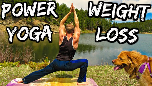 Power Yoga Conditioning for Weight Loss