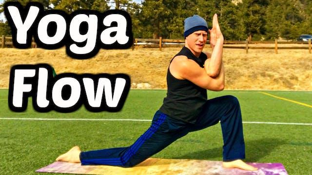 Eagle Yoga Flow (part 1 of 2)