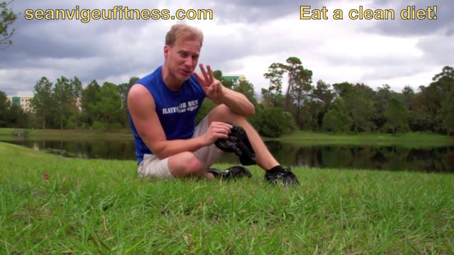 Lose Your Love Handles Workout - Classic Sean