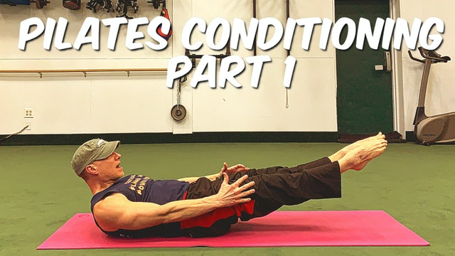 FULL BODY, Two Part Pilates Conditioning Class