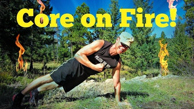 CORE ON FIRE Workout