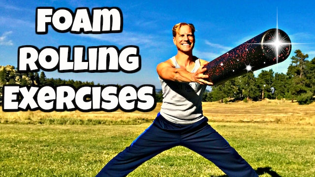 My Favorite Foam Rolling Exercises - Part 1 of 2