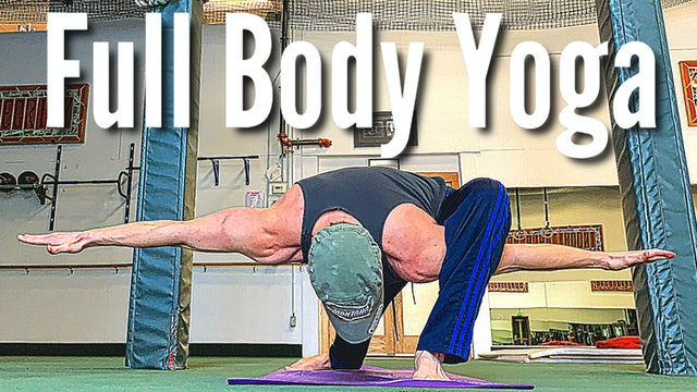 FULL BODY Non Stop STRENGTH Power Yoga Workout - DO IT!