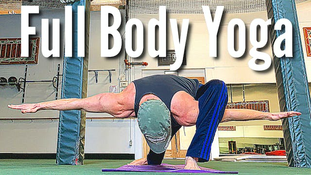 FULL BODY Non Stop STRENGTH Power Yog...