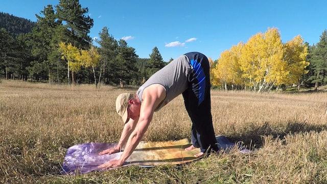10 minute Yoga Stretches for Better, Deeper, Longer Sleep