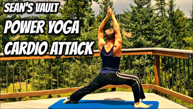 Vault Power Yoga Cardio Attack - Fat Burning Bodyweight Workout