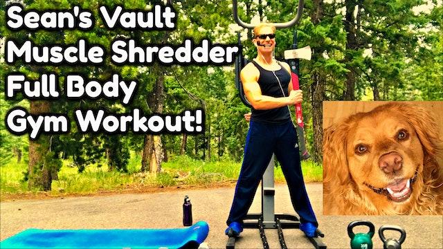 Vault: Muscle Shredder Full Body Gym Workout