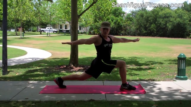 Classic Power Yoga for Weight Loss w/ SHOES