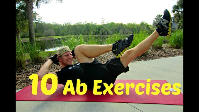 10 VERY Effective Ab Exercises