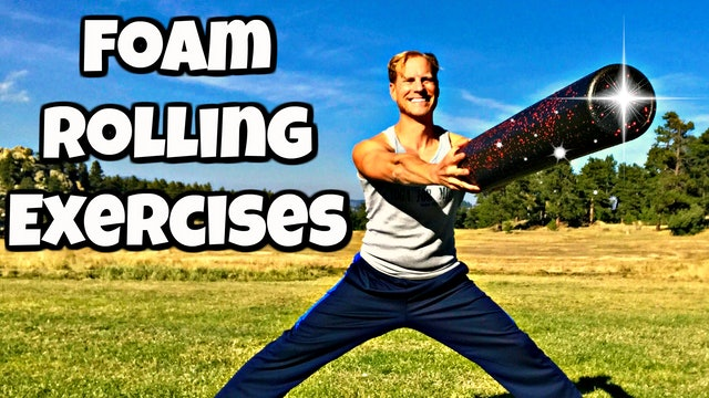 Sean's Favorite Foam Rolling Exercises