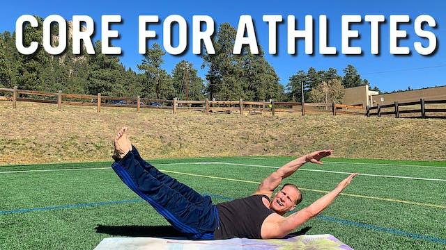 10 Minute Core Workout for Athletes