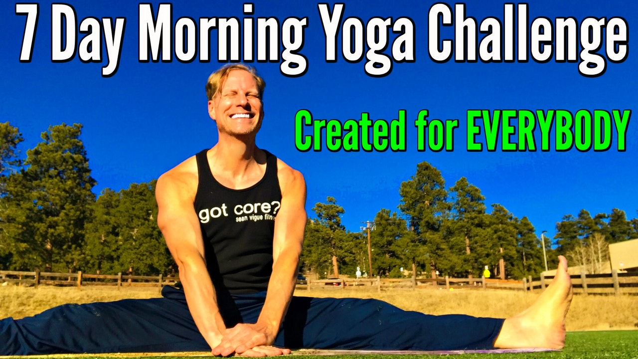 7 Day Morning Yoga Challenge