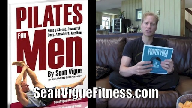 Pilates for Men - Core Training for Athletes