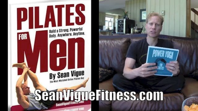 Pilates for Men - Core Training for A...