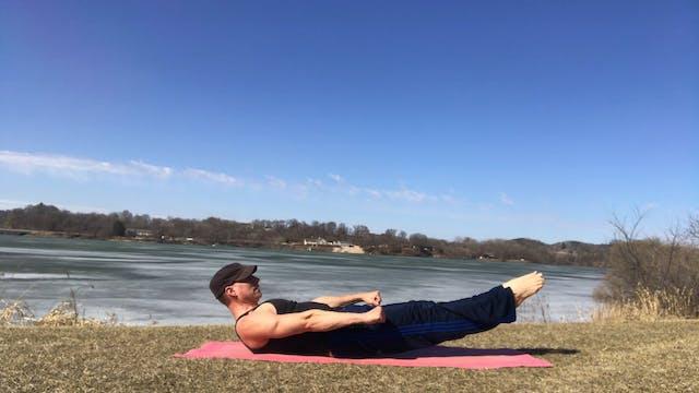 Pilates 100 Vinyasa Flows