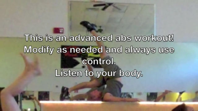 INSANITY Abs in 5 Minutes! - Classic Sean