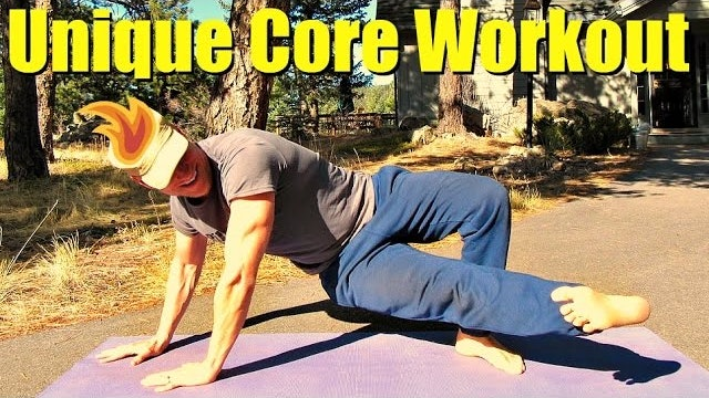 5 Unique Effective Core Ab Exercises