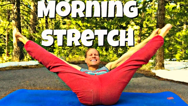Morning Stretch Routine - 3 Stretches...
