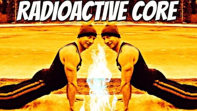 BRUTAL Radioactive Core Abs Workout -...