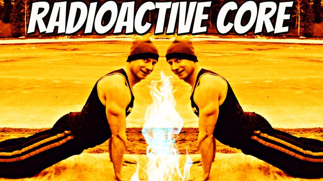 BRUTAL Radioactive Core Abs Workout - part 3 of 4