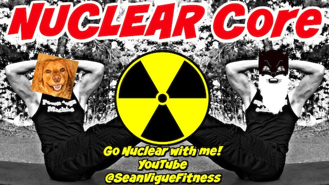 ERUPTIVE Nuclear Core Abs Workout - part 2 of 4