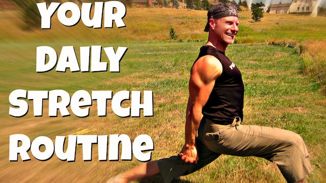 Your 30 Min Daily Stretch Routine for Flexibility and Pain Relief