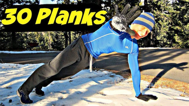 30 Plank Variations for Ab Shredding ...