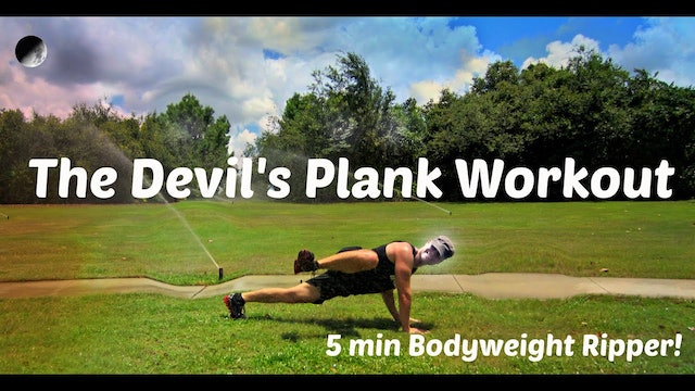 The Devil's WICKED Plank Workout SHREDDER