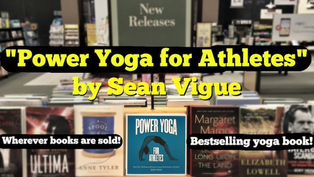 Yoga for Athletes and Sports Workouts