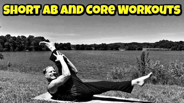 Short and Effective Core Ab Workouts