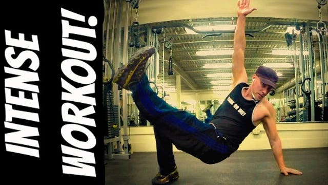 "5 KILLER ""Kick Through"" Variations!"